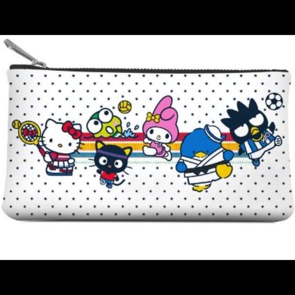 Hello Kitty Sports Pencil Case